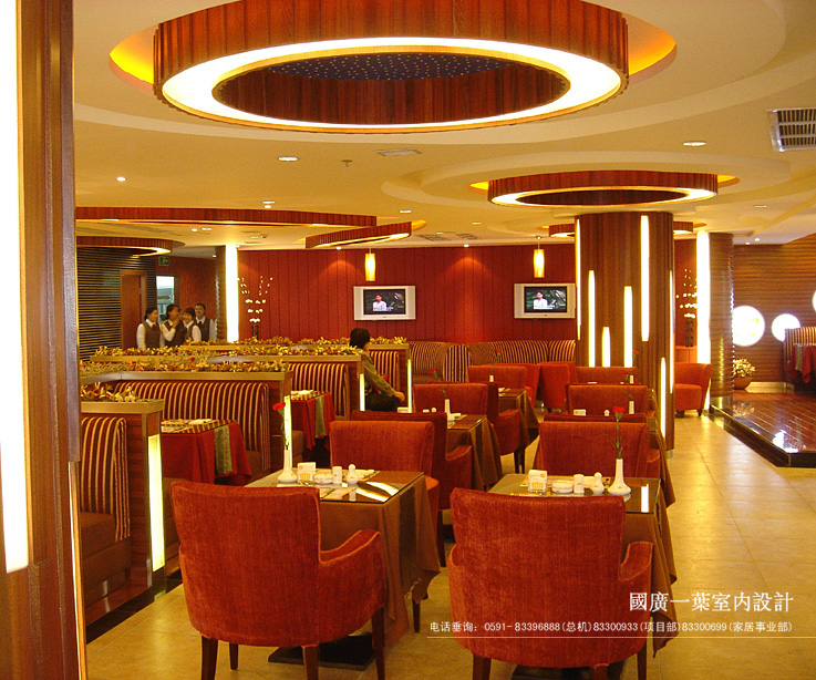 重庆牛排店解放碑店 图片 国广一叶 室内设计作品 福州家装作品 室内设高清图片